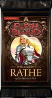 Flesh and Blood: Welcome to Rathe Unlimited Booster Box (24 Packs) | Black Star Games | UK